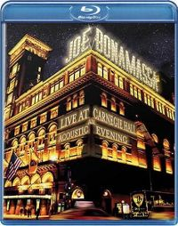 Cover Joe Bonamassa - Live At Carnegie Hall - An Acoustic Evening [DVD]